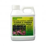 CHELATED GENERAL PURPOSE FLOWER & GARDEN NUTRITIONAL SPRAY